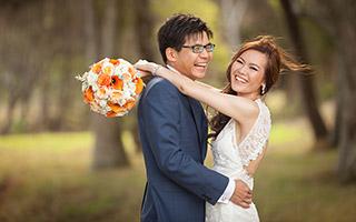 Michelle & Hui Ian