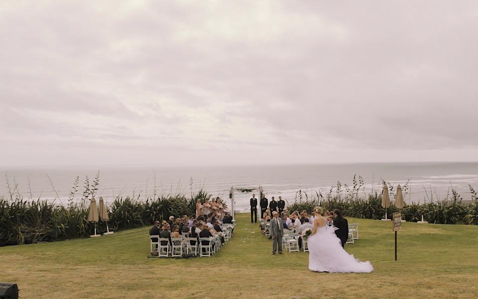 castaways wedding video