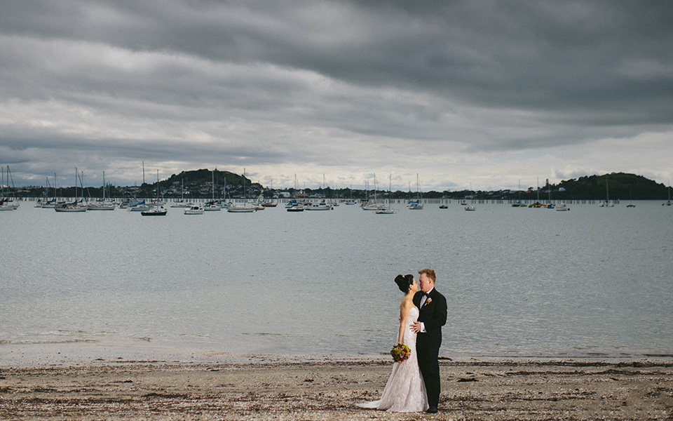 Langham auckland wedding