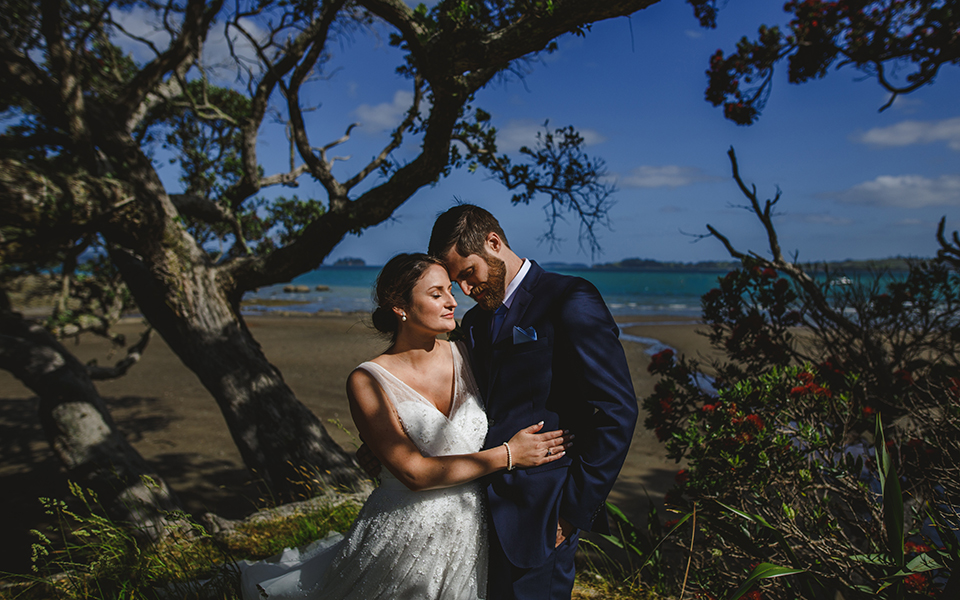 Matakana wedding photos