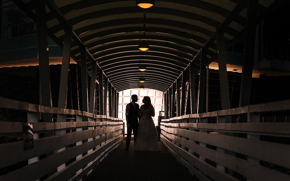 The Wharf wedding