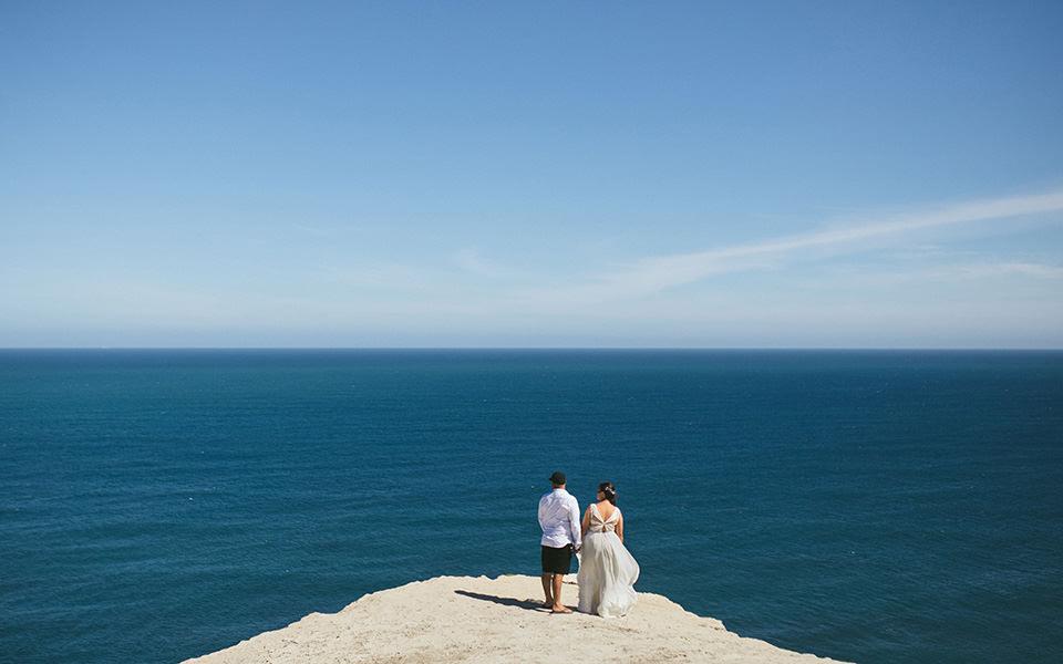 Mahia wedding photographer