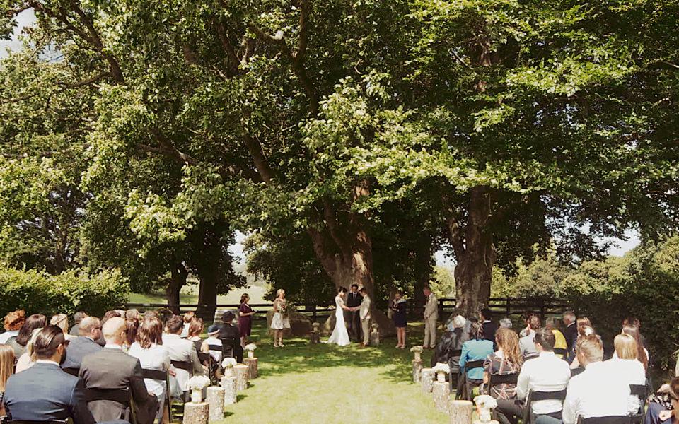 red barn wedding video
