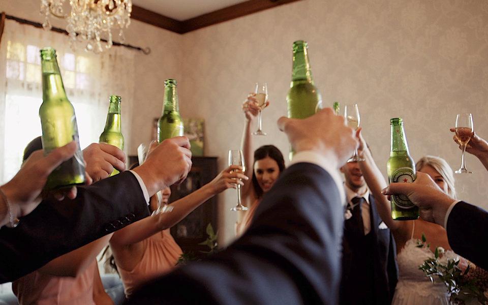 Allely Estate Wedding